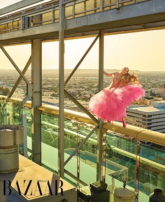 Jennifer Lopez: un director le pidió que le mostrara los senos (Harper's Bazaar)