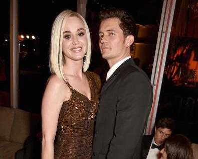 Katy Perry y Orlando Bloom huyeron para casarse? HA!