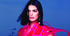 Kendall Jenner: no soy lesbiana pero who knows? [Vogue]