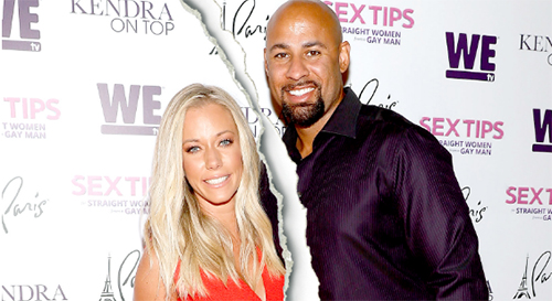 Kendra Wilkinson planea divorciarse de Hank Baskett? OMG WHAT?