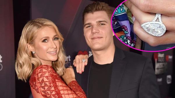 Paris Hilton perdió su anillo de compromiso!!