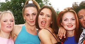 Spice Girls en película animada de súper héroes!
