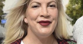 Tori Spelling sufre una crisis nerviosa
