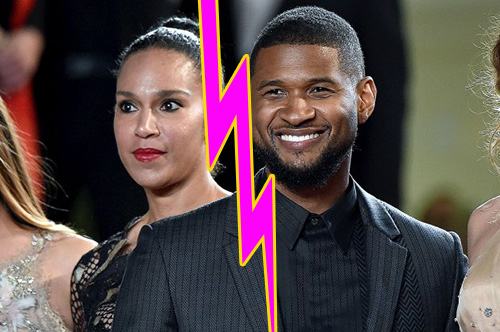 Usher se separa de su esposa Grace Miguel! Woow!