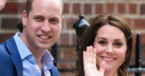 El tercer hijo del Príncipe William y Kate Middleton se llama como un One Direction