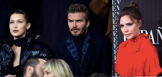 Victoria Beckham se separa de David por Bella Hadid? LOL!