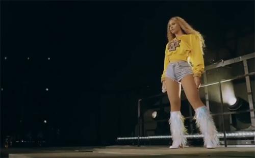Beyonce hace historia en Coachella. #Beychella!