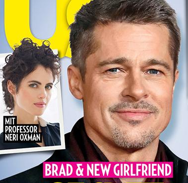 El romance de Brad Pitt y Neri Oxman! (Us)