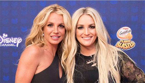 Britney Spears felicita a su hermana Jamie Lynn por su segunda baby!!!