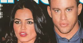 Divorcio de Channing Tatum y Jenna Dewan se torna feo (InTouch)
