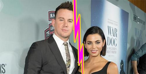 Channing Tatum y Jenna Dewan anuncian separación! Shocking?