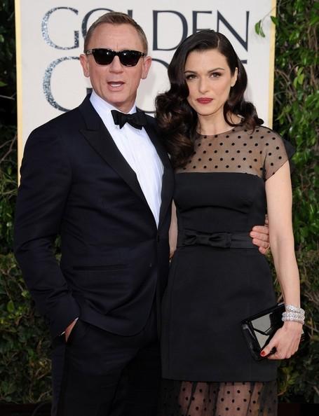 Rachel Weisz y Daniel Craig esperando su primer hijo!