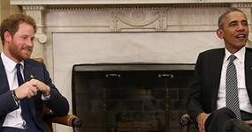 El Príncipe Harry y Meghan Markle no invitaran a los Obamas a su boda