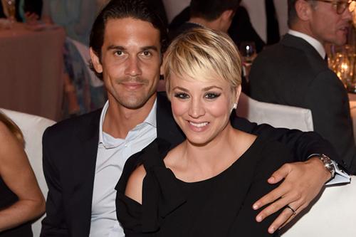 Kaley Cuoco: Ryan Sweeting casi daña el matrimonio para mi