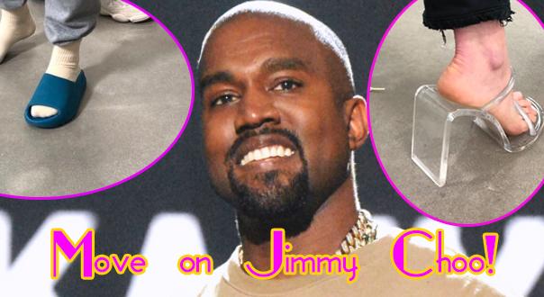 Kanye West pretende vender estos zapatos? WTF? CRAP!