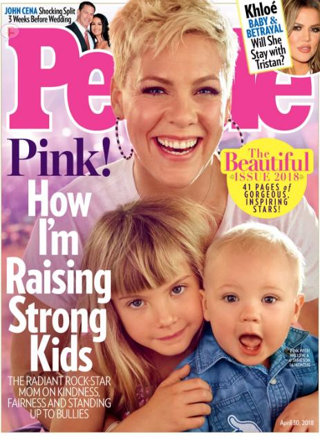 Pink la Mujer Más Hermosa 2018, People, Beautiful!