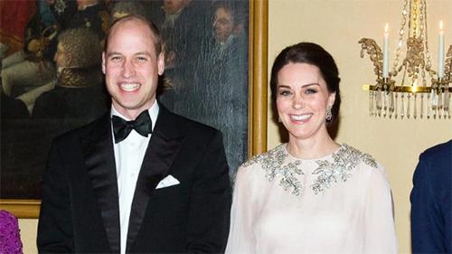 El Príncipe William y Kate Middleton padres por tercera vez!!