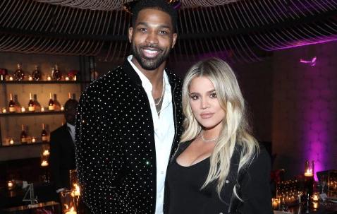 Khloe Kardashian y Tristan Thompson llaman a su hija True