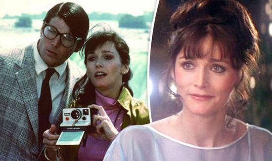 Murió Margot Kidder - Adiós Luisa Lane!