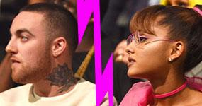 Ariana Grande y Mac Miller terminaron!
