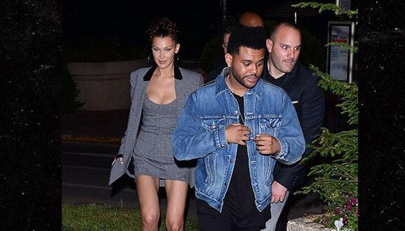 Bella Hadid y The Weeknd volvieron!