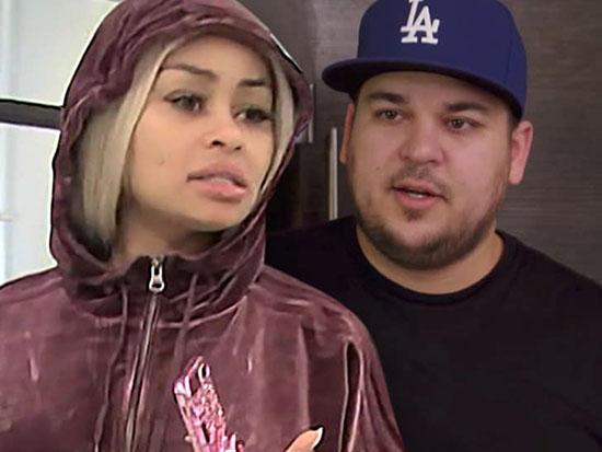 Blac Chyna: Kardashians cancelaban mi reality o renunciaban a E!