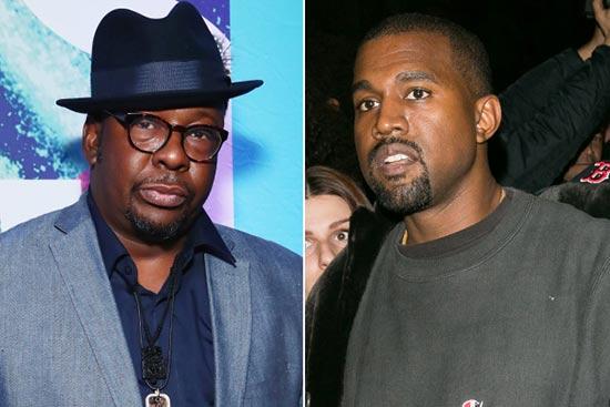 Bobby Brown abofetearía a Kanye West por foto del baño de Whitney Houston
