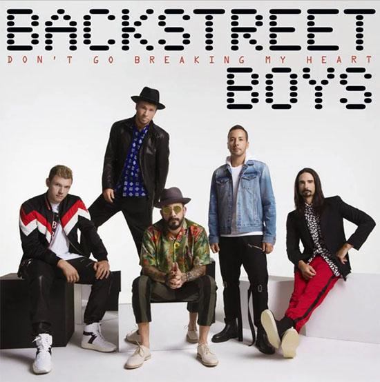 Backstreet Boys estrenan canción Don't Go Breaking My Heart - VIDEO