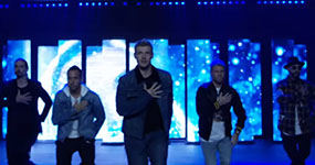 Backstreet Boys estrenan canción Don't Go Breaking My Heart – VIDEO