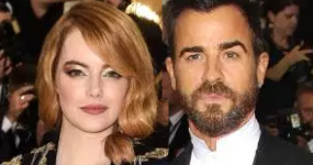 Emma Stone y Justin Theroux saliendo?