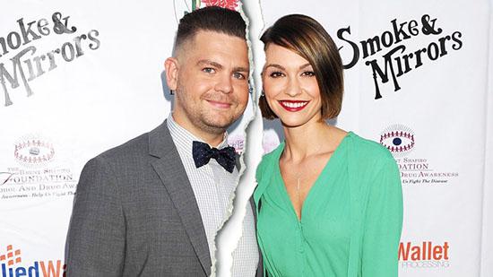 Esposa de Jack Osbourne solicita el divorcio