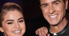 Selena Gomez y Justin Theroux más que amigos? LOL! (L&S)