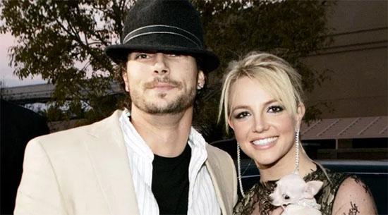 Kevin Federline quiere 60 mil dólares de manutención infantil de Britney Spears