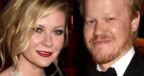Kirsten Dunst y Jesse Plemons llamaron a su hijo Ennis