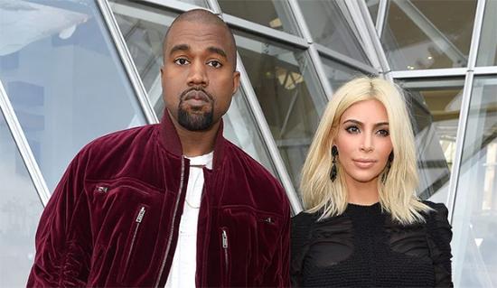 Kim Kardashian preocupada por Kanye West, lo defenderá hasta el final