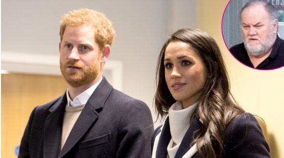 El padre de Meghan Markle no asistirá a la boda real. DRAMA!!