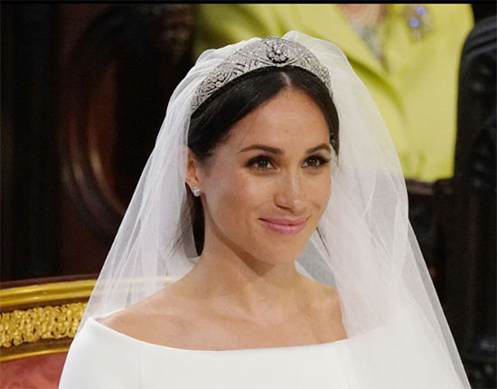 La boda Real de Meghan Markle y el Príncipe Harry!! Detalles!!