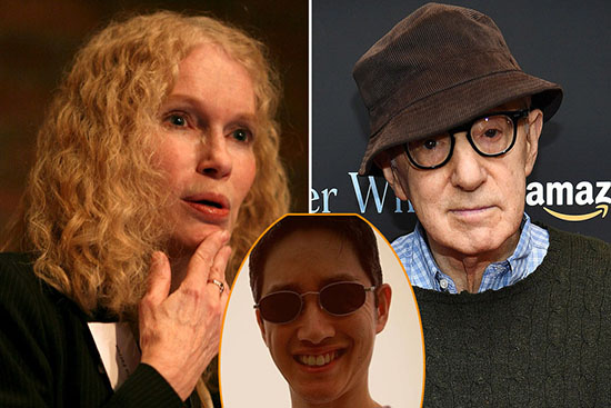 Moses Farrow defiende a Woody Allen y acusa a Mia Farrow de maltrato