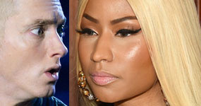 Nicki Minaj saliendo con Eminem! What?