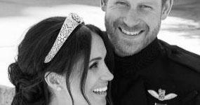 Fotógrafo de la Boda real habla de las fotos del Príncipe Harry y Meghan Markle