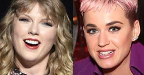 Katy Perry envia ofrenda de paz a Taylor Swift. Bye?
