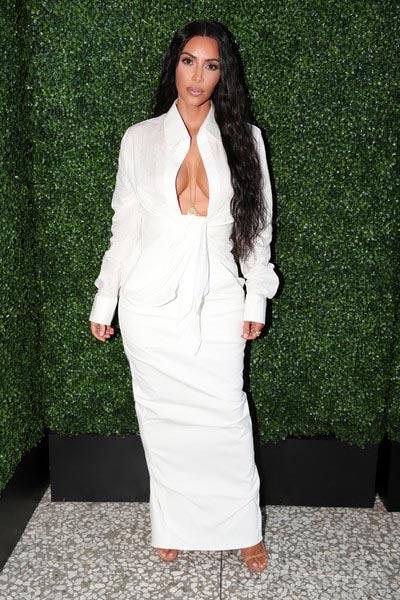 Kim Kardashian ya no le gustan las selfies! LOL!
