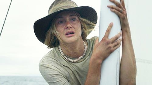 Shailene Woodley hizo dieta extrema para la película Adrift