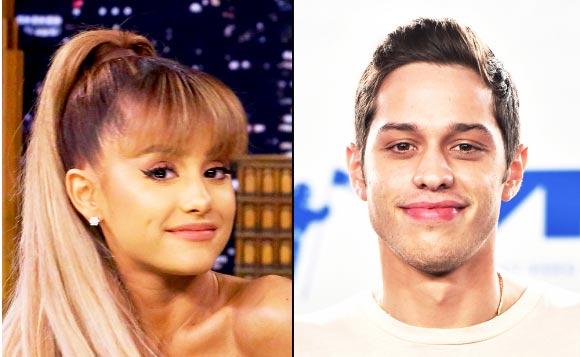 Ariana Grande y Pete Davidson COMPROMETIDOS!