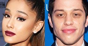 Ariana Grande y Pete Davidson se hacen tatuajes iguales… Oh gosh