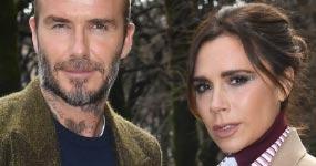 Victoria Beckham trata de ser la mejor esposa
