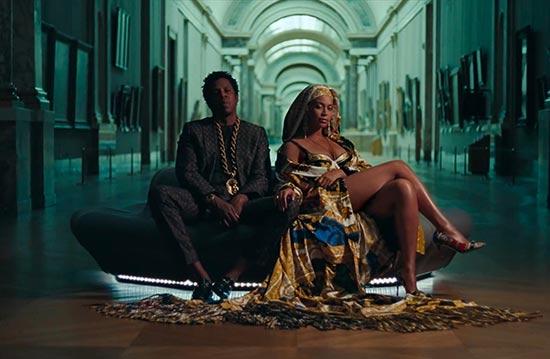 Por qué el Louvre permitió que Beyonce y Jay Z grabaran Apesh*t?