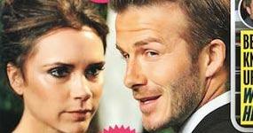 David Beckham embarazó a la maestra de su hija? (Star)