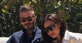 David y Victoria Beckham niegan divorcio. Juntos por Vogue?