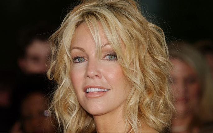 Heather Locklear en psiquiátrico, trató de dispararse